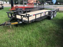 NEW 20ft HD Pipe Top Trailer in Fort Polk, Louisiana