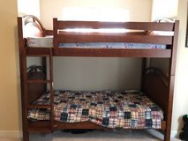 Bunk beds in Fort Lewis, Washington