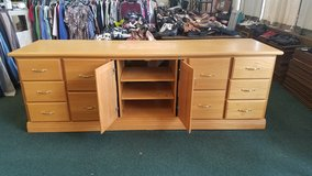 TV Stand Cabinet 100 inch more or less TV in Cadiz, Kentucky
