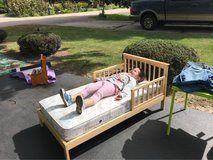 Toddler Bed with Crib Mattress included in St. Charles, Illinois