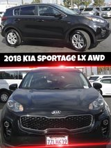 2018 Kia Sportage LX AWD in San Diego, California