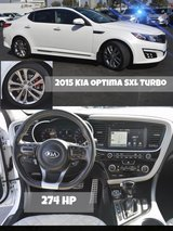 2015 Kia Optima SXL Turbo in San Diego, California