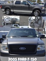 2005 Ford F-150 V8 Low Mileage in San Diego, California