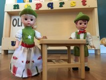 German dolls in Vacaville, California
