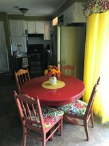 Solid wood table & chairs $115 OBO plus more in Warner Robins, Georgia