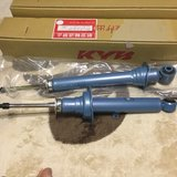 Brand new! KYB shock absorbers for ALTEZZA in Okinawa, Japan