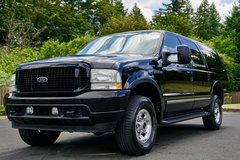2003 Ford Excursion Limited in Fort Lewis, Washington
