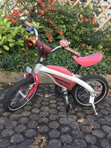 red bmw toddler bike in Wiesbaden, GE