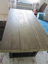 """Dining table in a """"loft style"""" in Hampton, Virginia"""
