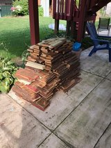WOOD PILE in Plainfield, Illinois