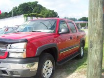 CHEVY AVALANCHE K1500 4X4 AUTO COLD AIR~REDUCED~ in Camp Lejeune, North Carolina
