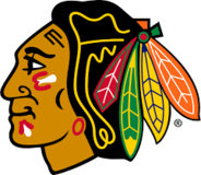 Blackhawks Tickets 10/7 Opening Game Club Level Center Ice in St. Charles, Illinois