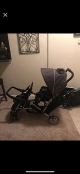 graco double stroller in Warner Robins, Georgia