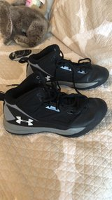 size 8.5 Under Armour Sneakers in DeRidder, Louisiana