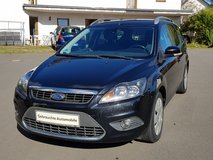 2010 FORD FOCUS 1,8 TDCI * TURBO DIESEL *LOW KM * STATION WAGON*NEW INSP in Spangdahlem, Germany