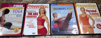 Exercise DVD's in Warner Robins, Georgia