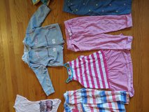 Girls lot size 2 and 3t clothing in Orland Park, Illinois