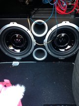 "VM Audio Dual 10"" Vented Port 1600 Watt Sub Car Box Bass Package in Warner Robins, Georgia"