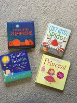4 Children's Board books in Chicago, Illinois