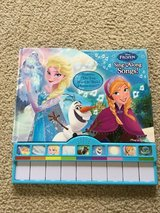 Frozen Play a Song Book in Chicago, Illinois