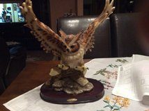 Ceramic Owl handpainted Christmas gift for your wife in Ramstein, Germany