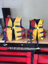 West Marine Child and Youth Life vest in Beaufort, South Carolina
