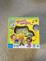 Wheels on the Bus Game in Shorewood, Illinois