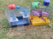 Hamster cages in Cleveland, Texas