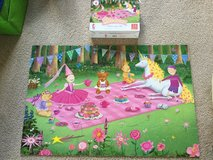 Pinkalicious Double Sided Floor Puzzle in Shorewood, Illinois