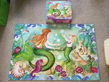 Melissa & Doug Mermaid Floor Puzzle in Shorewood, Illinois