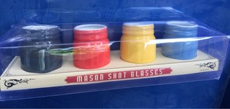 Mason Shot Glasses in Naperville, Illinois