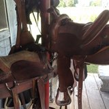 4 Saddles in Fort Polk, Louisiana
