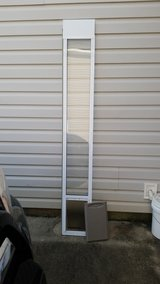Petsafe Medium Sliding Glass Door Doggie Door Insert in Fort Rucker, Alabama