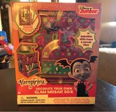 Vampirina Decorate Your Own Mosaic Box in Oswego, Illinois