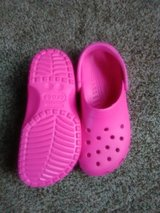 Hot pink women's Crocs Size 8 - New in Lockport, Illinois