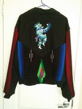 Vintage Mens Buffalo Nickel Saddle Blanket Jacket in Yucca Valley, California