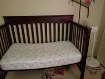 3 in 1 crib bed in Nellis AFB, Nevada
