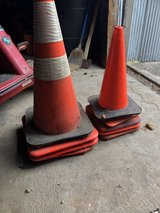 Saftey Cones in Fort Leonard Wood, Missouri