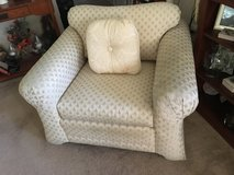 Overstuffed Arm Chair in Travis AFB, California
