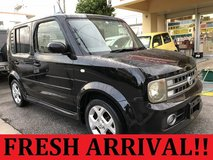 2005 NISSAN CUBE **FRESH ARRIVAL!!** WITH NEW JCI AND 1 YR WARRANTY!! in Okinawa, Japan
