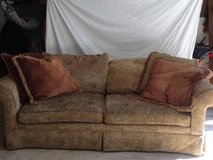 Sofa with QUEEN pullout in Bolingbrook, Illinois