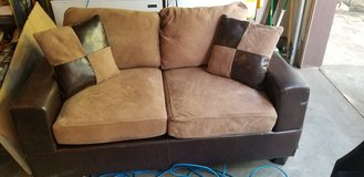 Small Couch in Fort Riley, Kansas
