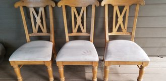 Chairs in Fort Riley, Kansas