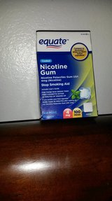Nicotine gum in Fort Leonard Wood, Missouri