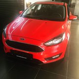 2017 Ford Focus SEL AUTO / Sunroof / Alloys in Spangdahlem, Germany