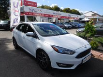 2017 Ford Focus SEL Sunroof / Alloys Automatic in Spangdahlem, Germany