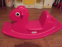 Like new little tikes rocking horse in Fort Polk, Louisiana