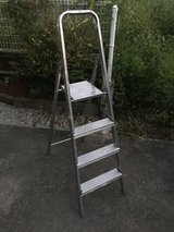 Aluminum step ladder 4ft from germany in Okinawa, Japan