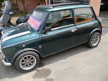 1990 Mini Cooper  - 1 YR WARRANTY -  Cars&Cars Military Sales by Chapel gate on the left in Vicenza, Italy