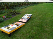 Pittsburgh Steelers Corn Hole game - NEW - custom built in Quantico, Virginia